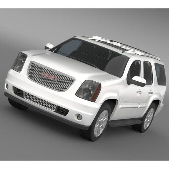 GMC Denali SLT - 3DOcean Item for Sale