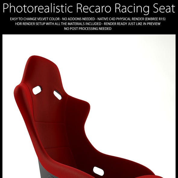 Recaro Racing Seat