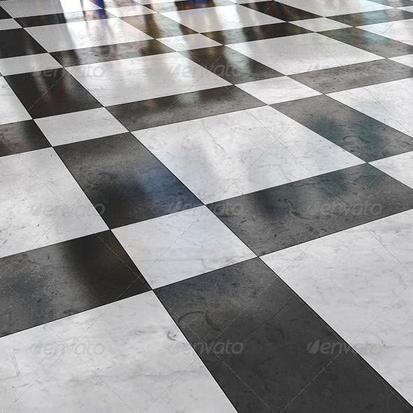 black_&_white_marble_stone_floor_01