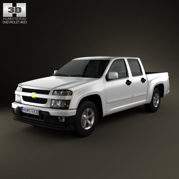 Chevrolet Colorado CrewCab 2012
