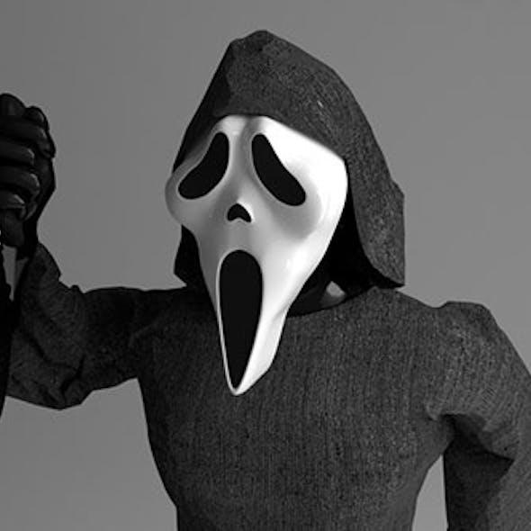 Scary Movie Costume