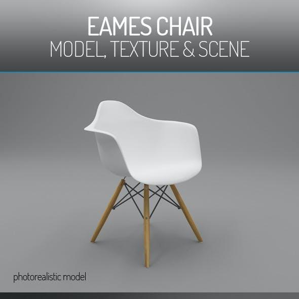Eames Vitra Chair