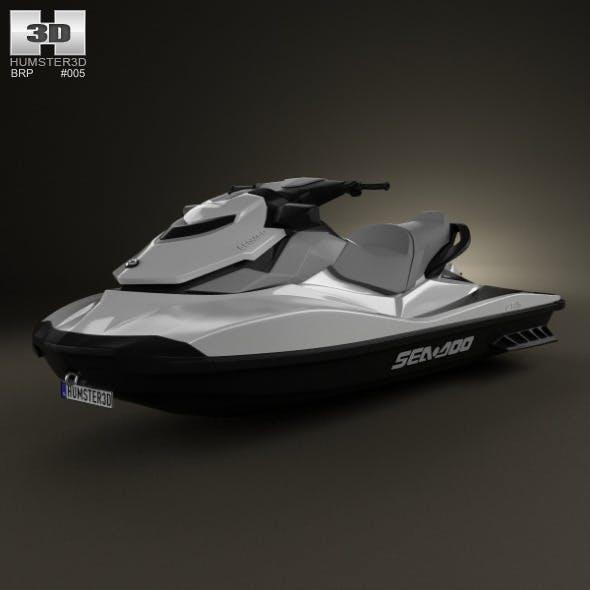 BRP Sea-Doo GTI SE 130/155 2012 - 3DOcean Item for Sale