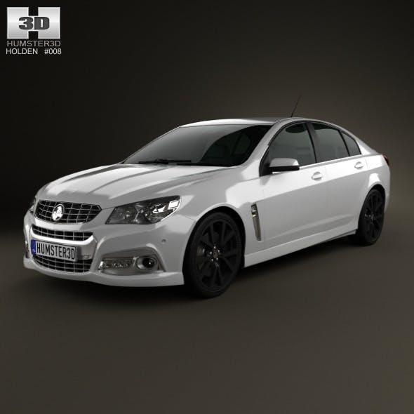 Holden VF Commodore Calais V SSV 2013 - 3DOcean Item for Sale