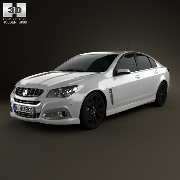 Holden VF Commodore Calais V SSV 2013