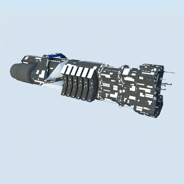 Spaceship Cargo Ultra MAX 2011