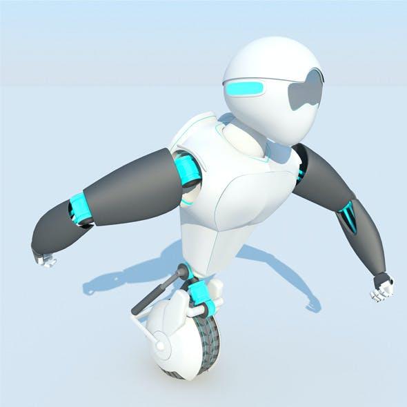 Robot MAX 2011