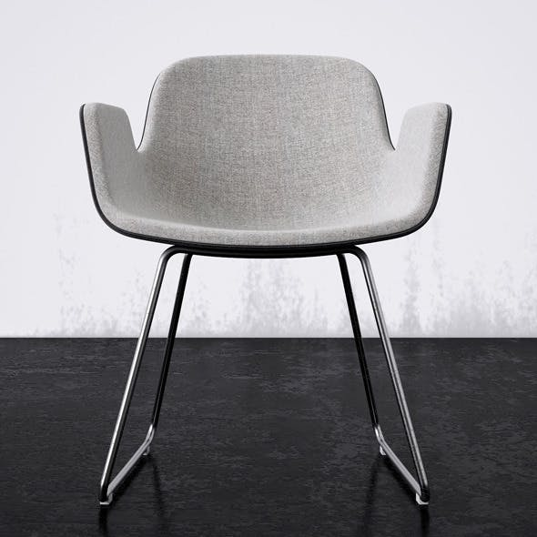 Chair Lapalma pass - 3DOcean Item for Sale