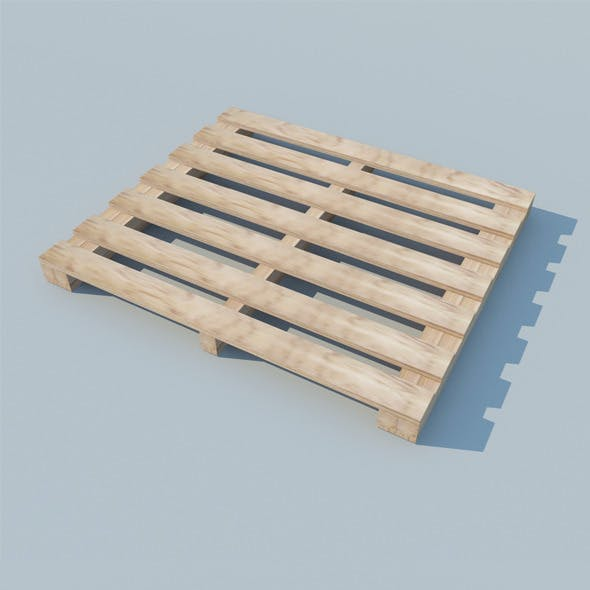 Wood Pallet 2 MAX 2011