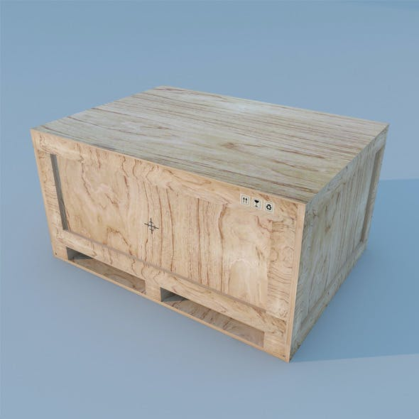 Wood Container MAX 2011