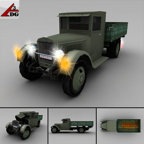 Zis-5 - 3DOcean Item for Sale