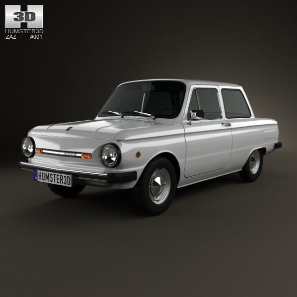 ZAZ 968M Zaporozhets 1979 - 3DOcean Item for Sale