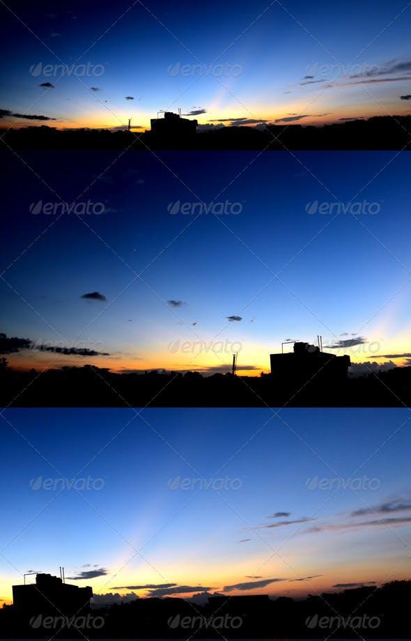 Sky Landscape - 3DOcean Item for Sale