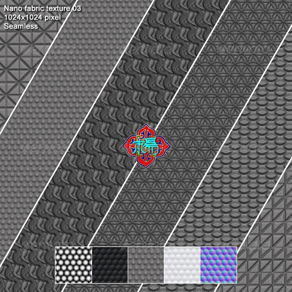 Nano fabric texture 03