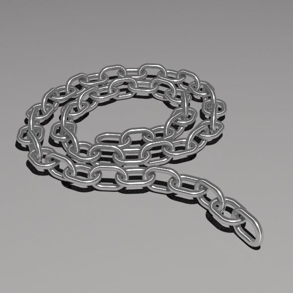 50 Link Poseable Chain