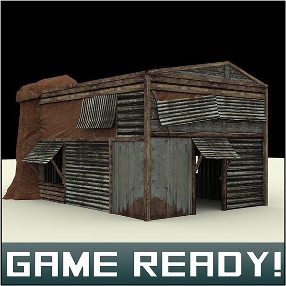 Slums Building #1