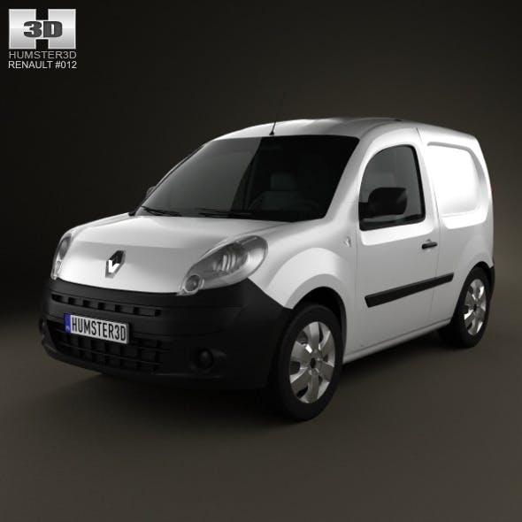 Renault Kangoo Compact 2011