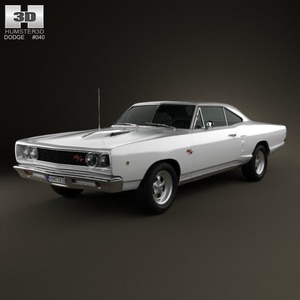 Dodge Coronet R/T Coupe 1968