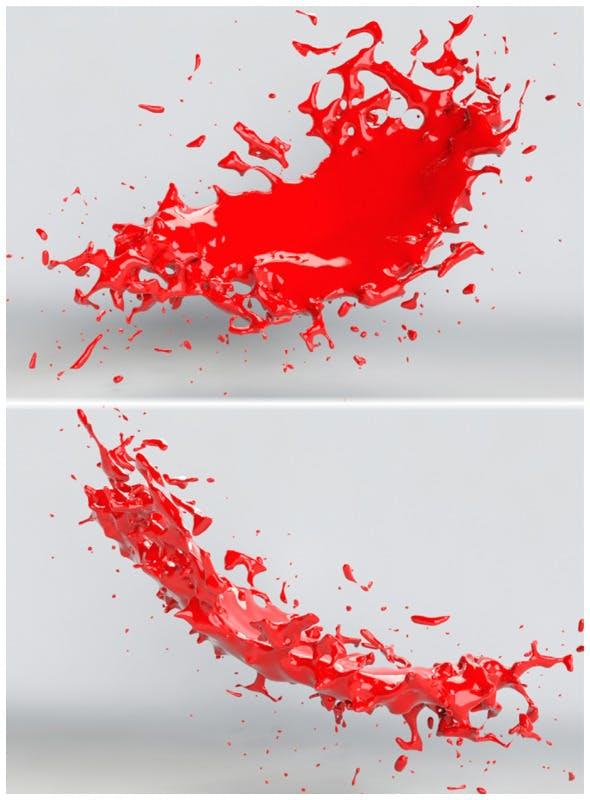 Highly Detailed Fluid  - 3DOcean Item for Sale