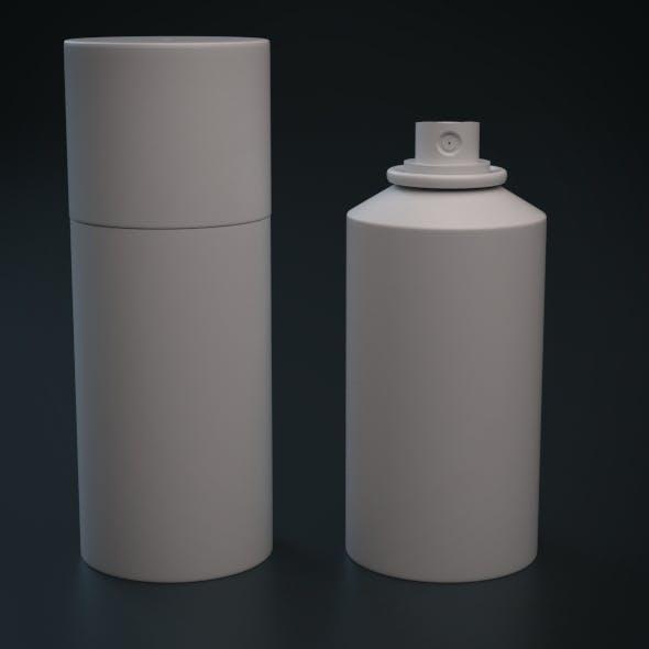 Deodorant (1) - 3DOcean Item for Sale