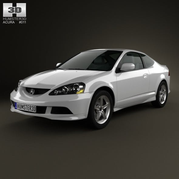 Acura RSX Type-S 2005 - 3DOcean Item for Sale