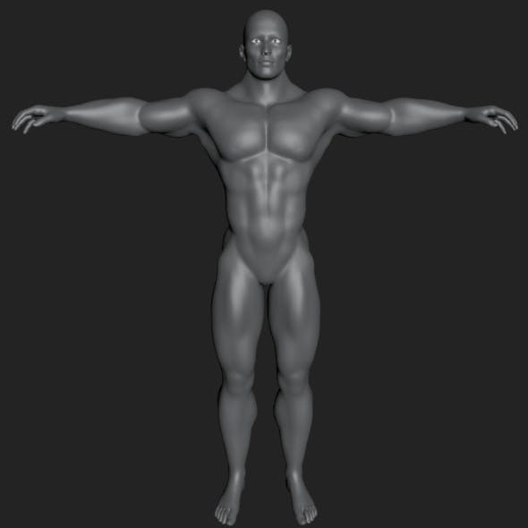 HQ Male Body