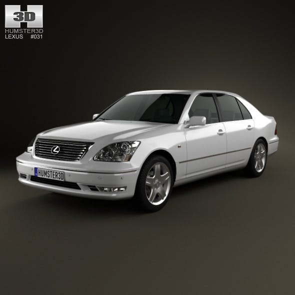 Lexus LS (XF30) 2003