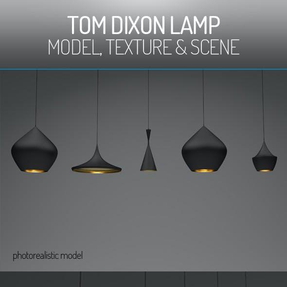 Tom Dixon Lamp
