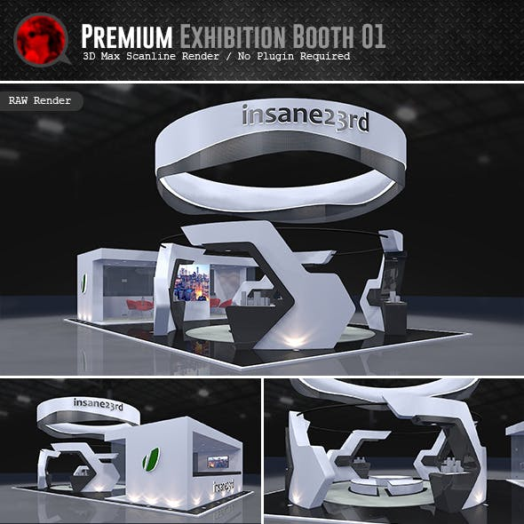 Premium Exhibition Design 01