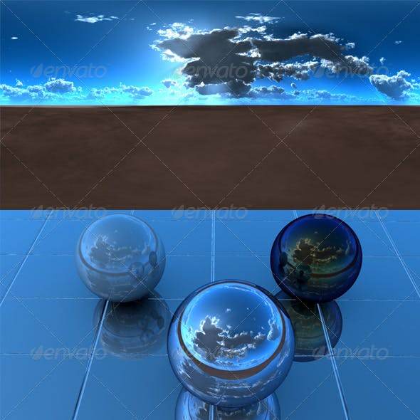 Desert 60 - 3DOcean Item for Sale