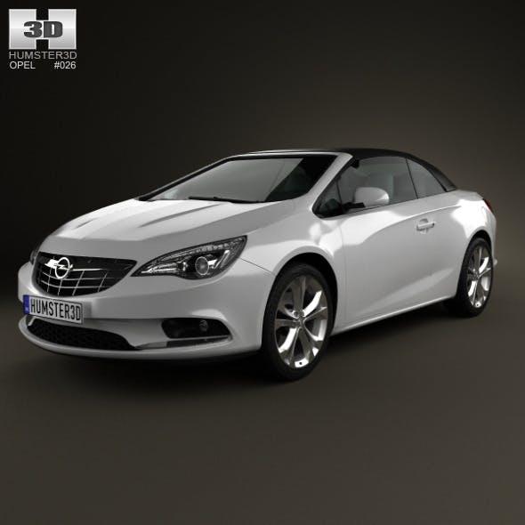 Opel Cascada (Cabrio) 2013