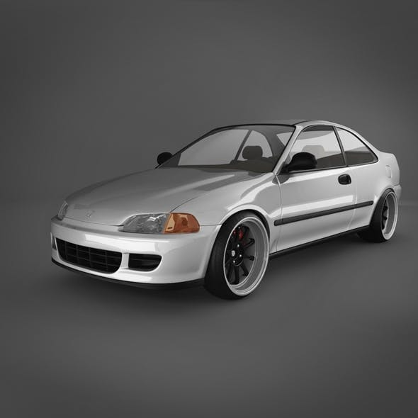 Honda Civic V EJ (Coupe)