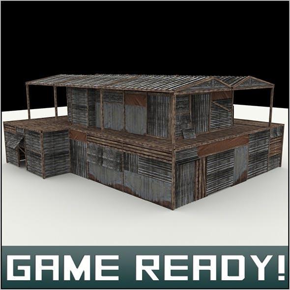 Slums Building 6 - 3DOcean Item for Sale