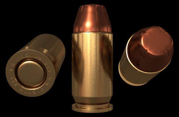 Bullet02 - 3DOcean Item for Sale