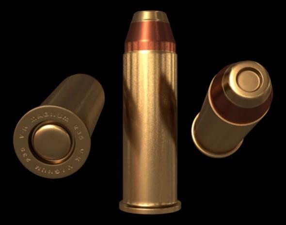 Bullet05 - 3DOcean Item for Sale