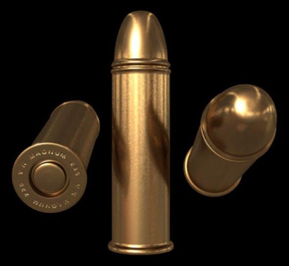 Bullet07 - 3DOcean Item for Sale