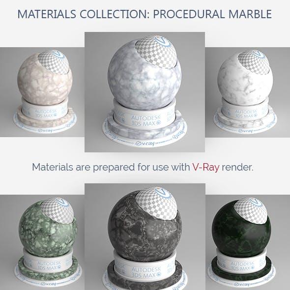 Procedural Marble