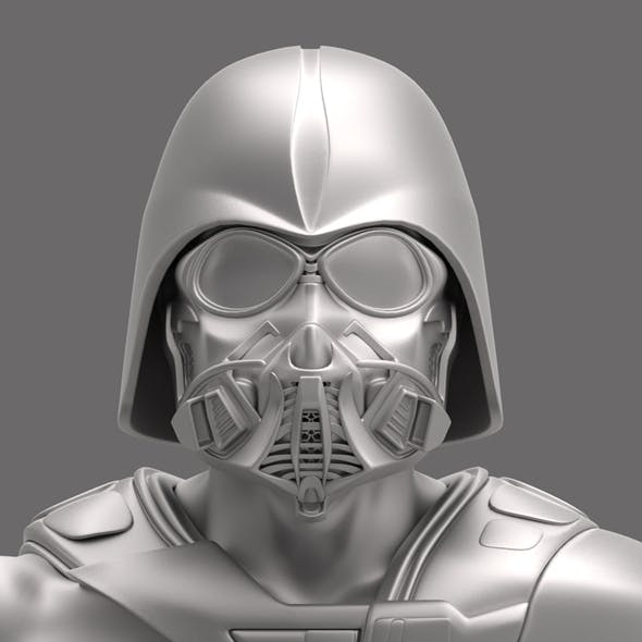 Dart Vader (modificated helm)