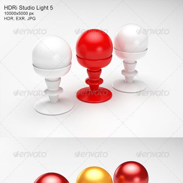 HDRi Studio Light 5