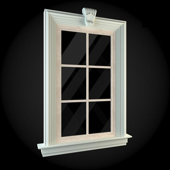 Window 005 - 3DOcean Item for Sale