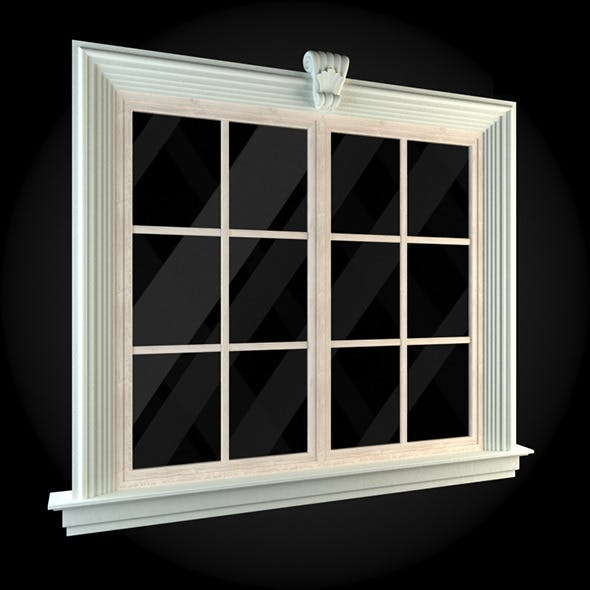 Window 006 - 3DOcean Item for Sale