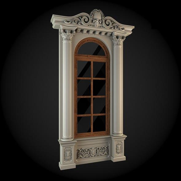 Window 032 - 3DOcean Item for Sale