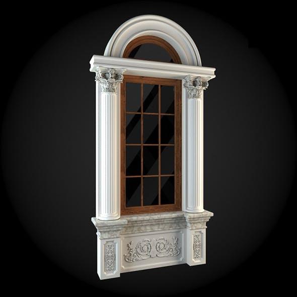 Window 028 - 3DOcean Item for Sale