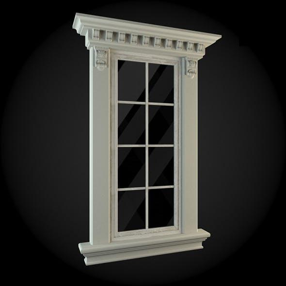 Window 013 - 3DOcean Item for Sale