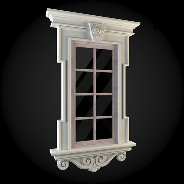 Window 015 - 3DOcean Item for Sale