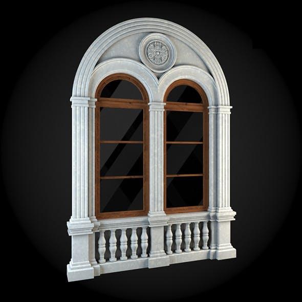 Window 033 - 3DOcean Item for Sale