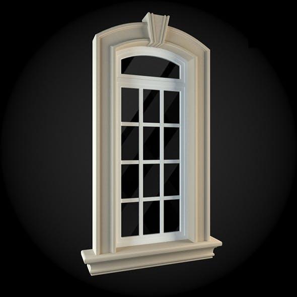 Window 036 - 3DOcean Item for Sale