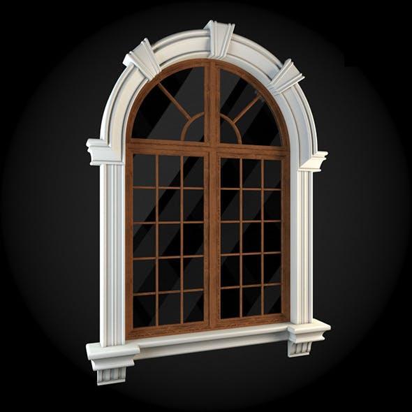 Window 024 - 3DOcean Item for Sale