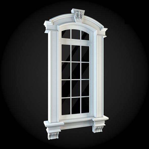 Window 039 - 3DOcean Item for Sale