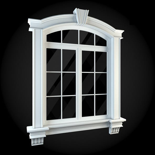Window 041 - 3DOcean Item for Sale